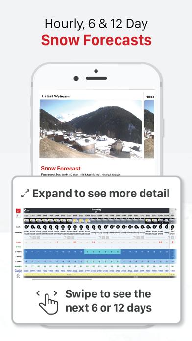 Snow-Forecast.com på PC