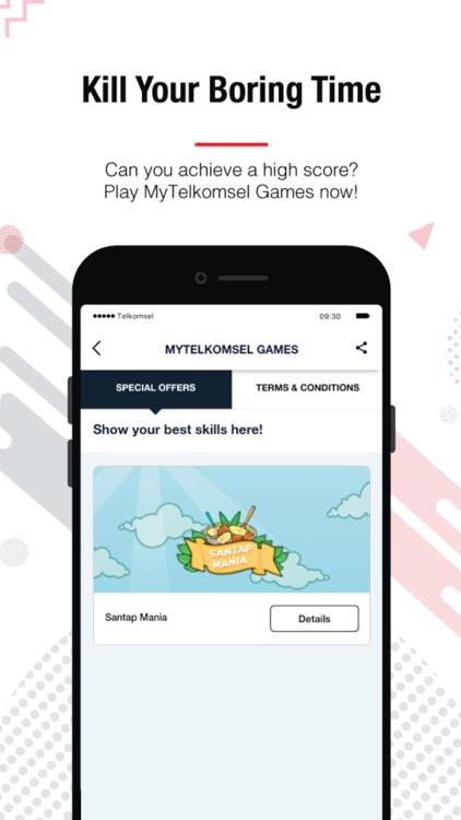 MyTelkomsel screenshot-3