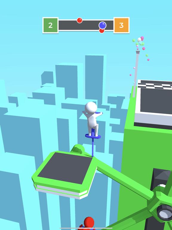 Pogo Race.io screenshot 5