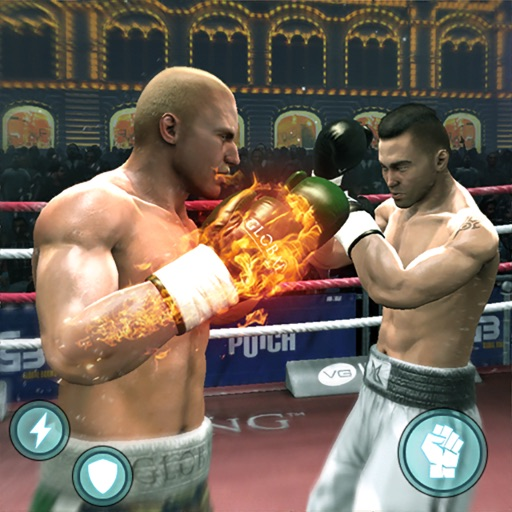 Boxing Fight Champion Clash