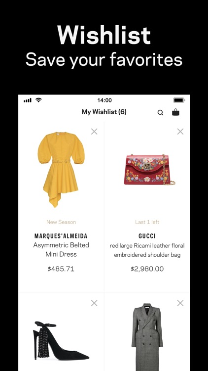 Farfetch: New Fashion Shopping screenshot-3