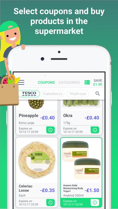 GreenJinn Cashback App UK screenshot three