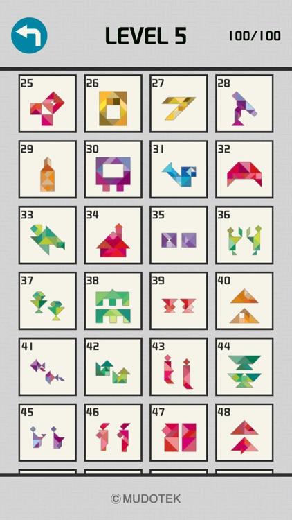 Tangram Puzzles screenshot-4