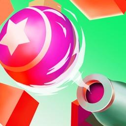 color sand balls canon 3D