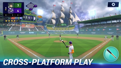 Ballistic Baseball screenshot 2
