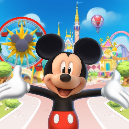 Disney Magic Kingdoms iOS Hack Android Mod