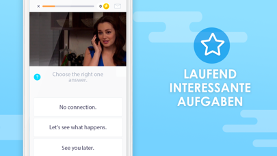 Screenshot for EWA English: Englisch lernen in Germany App Store