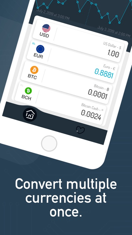CryptoCurrency - Converter