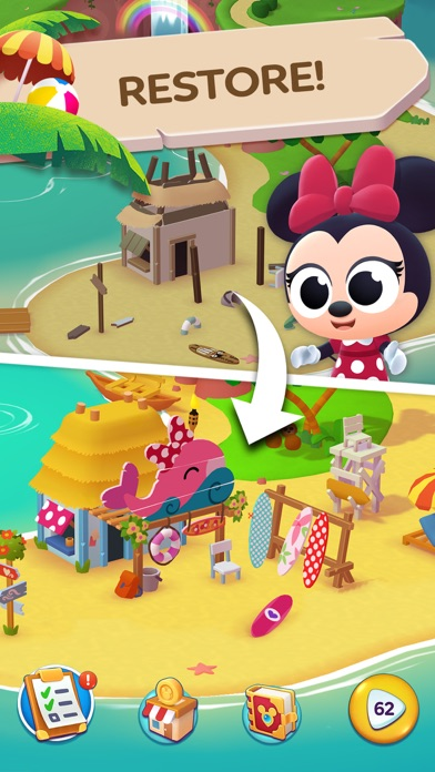 Disney Getaway Blast screenshot 10