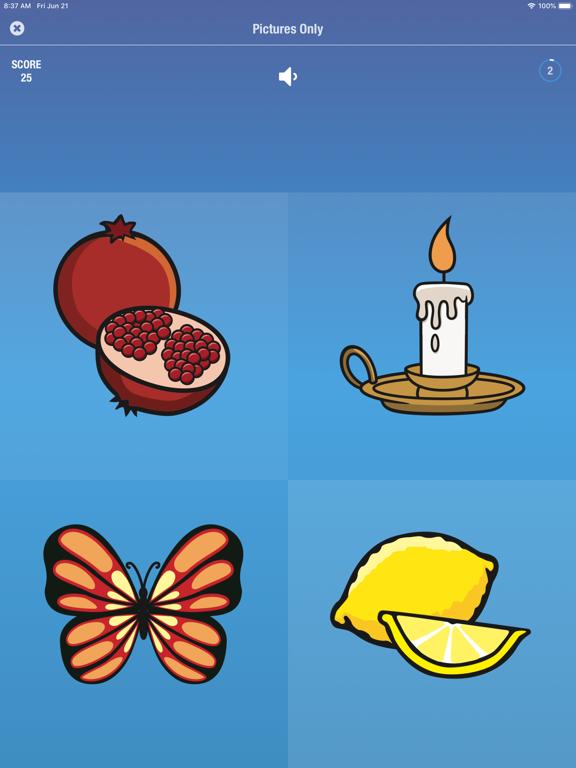 Arabic Alphabet iPad app afbeelding 1