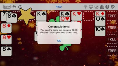 FreeCell Gold Screenshots