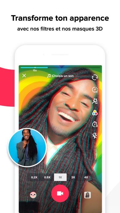 Screenshot for TikTok in Lebanon App Store