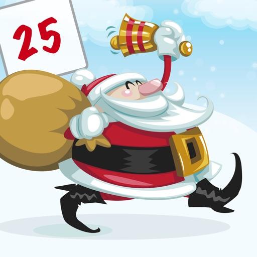 Advent Calendar Santa Claus