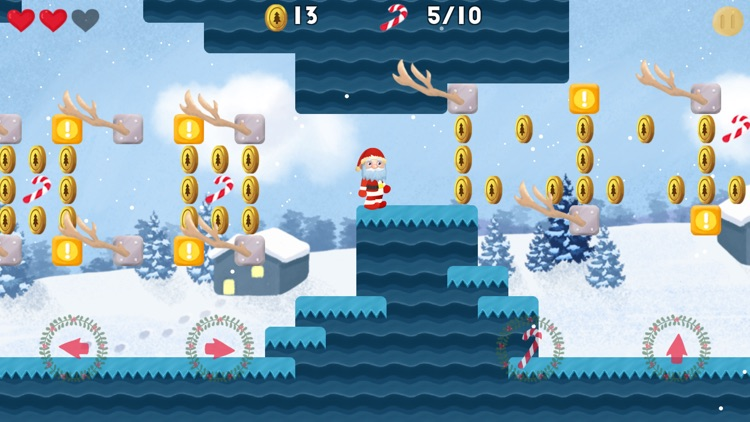 Lost Presents - Santa Jump Run screenshot-6
