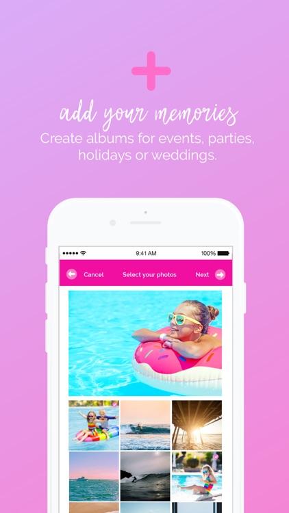 iCapture.app Social Photo Book