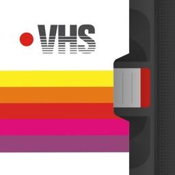 VHS Glitch:90s Retro Camcorder