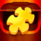 App Icon for Puslespil - Jigsaw Puzzle App in Denmark IOS App Store
