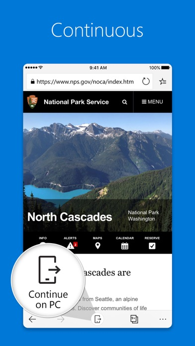Microsoft Edge for Windows