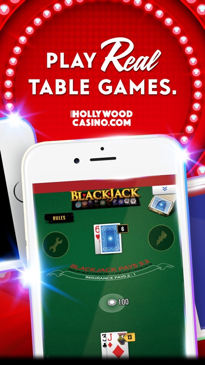 Hollywood Casino Pa Real Money By Penn Online Entertainment Llc