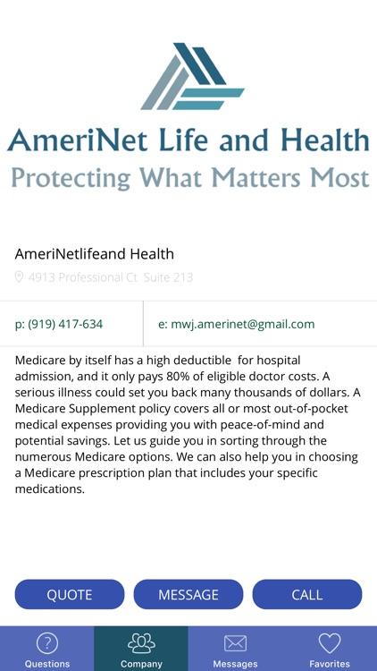 AmeriNet Life And Health screenshot-4