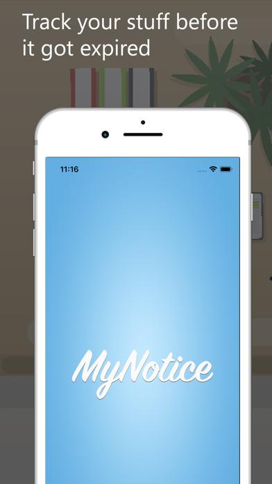 MyNotice