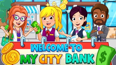 My City : Bank screenshot 1