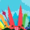 Kuala Lumpur 2020 offline map