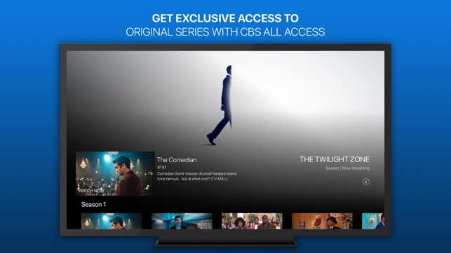 CBS - Full Episodes & Live TV on the App Store