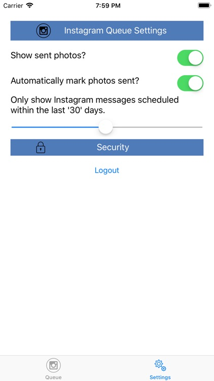 Social Scheduler App screenshot-4
