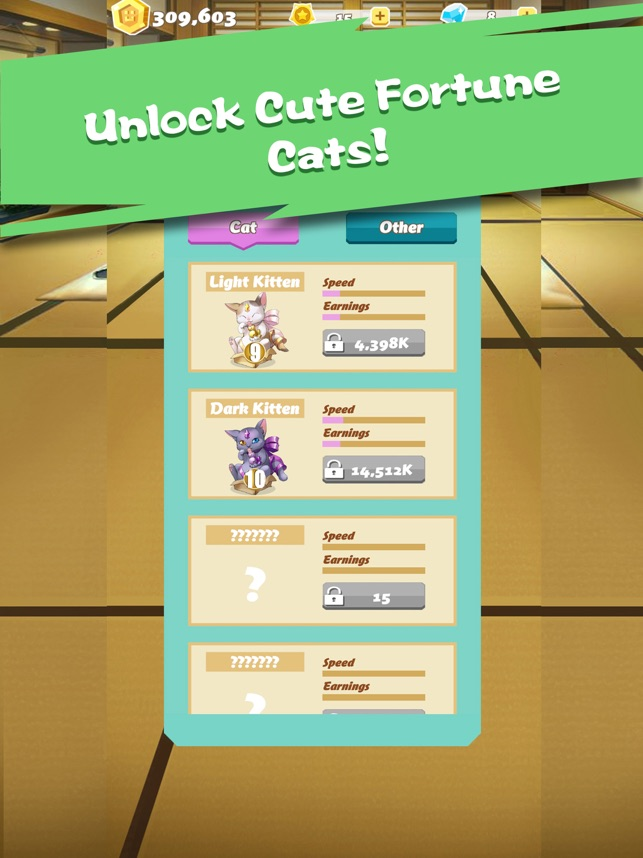 Lucky Cat Paradise on the App Store