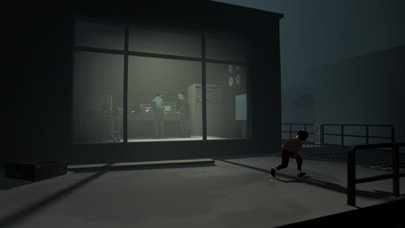 Screenshot from Playdead's INSIDE