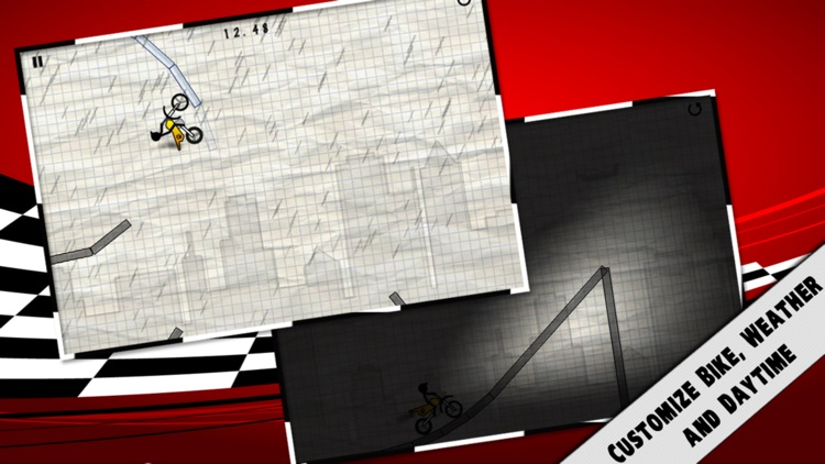 Stick Stunt Biker screenshot-2