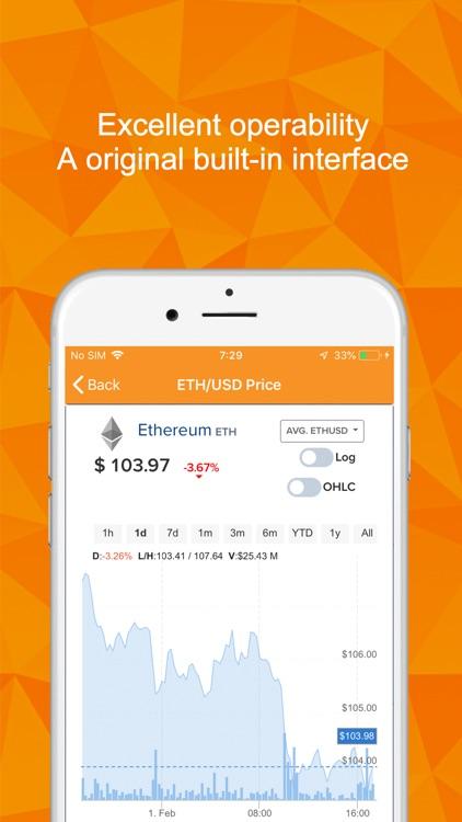 GO ! WALLET -  ethereum wallet