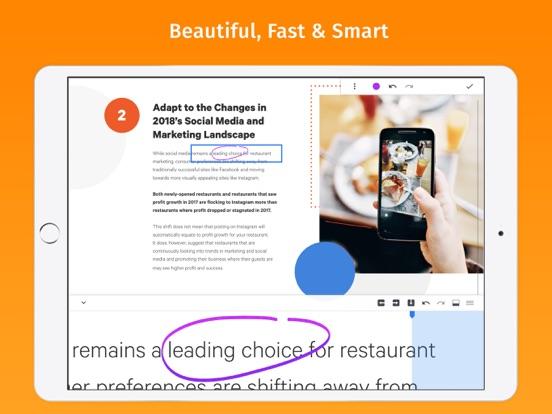 PDF Max Pro - #1 PDF app! Screenshots
