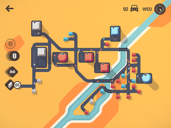 Mini Motorways screenshot 8