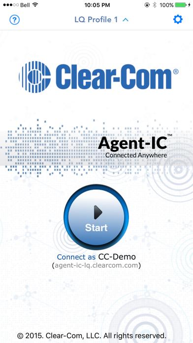 Clear-Com Agent-IC screenshot two