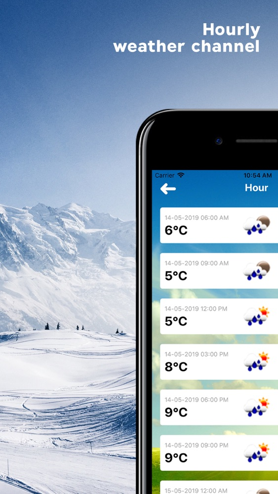 Live Weather Condition Today App for iPhone - Free Download Live