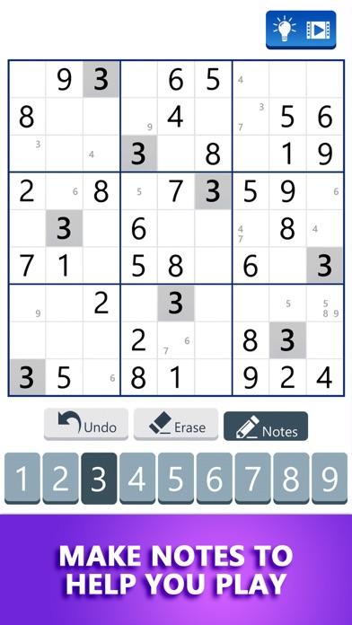 Microsoft Sudoku screenshot 7