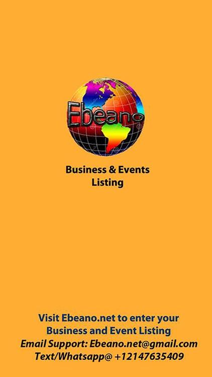 Ebeano - Nigerian Events & Biz