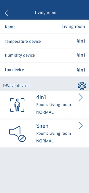ABUS Z-Wave One on the App Store