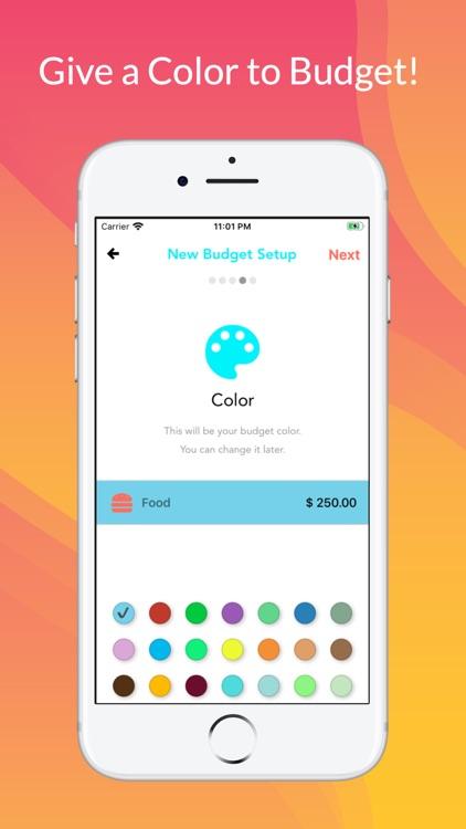 WalletTracker - Budget Tracker screenshot-5