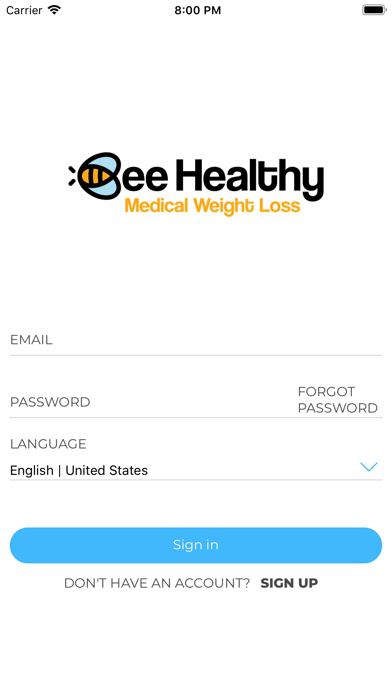 Bee Healthy screenshot two