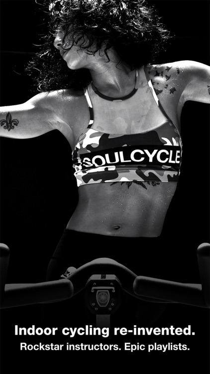 SoulCycle: Indoor Cycling screenshot-0