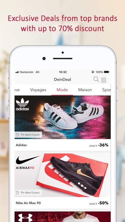 DeinDeal - Shopping & Deals screenshot-4