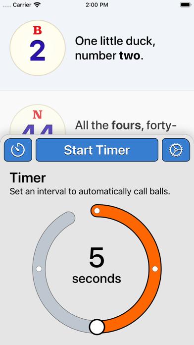 Bingo Machine - Number Callerのおすすめ画像2