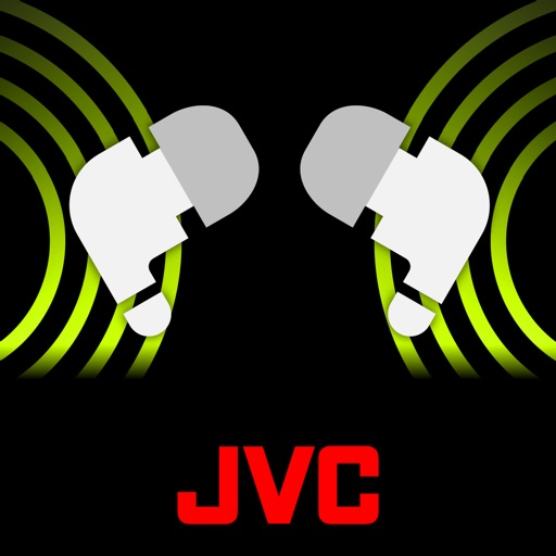 JVC Headphones Manager