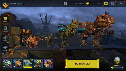 Dino Squad: Online Action screenshot 5