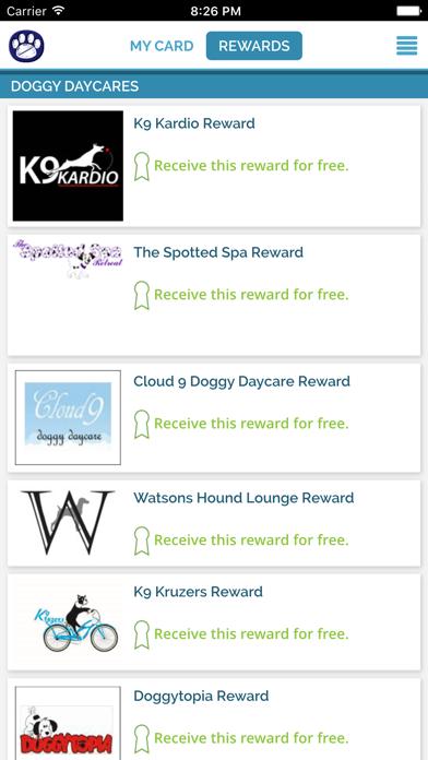RDCO Dog App screenshot three