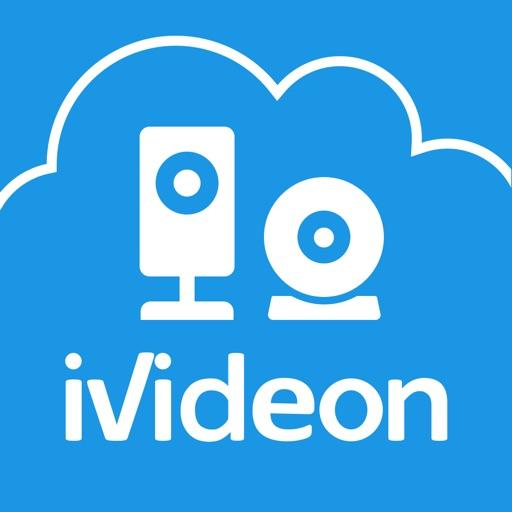 Ivideon 監視カメラ