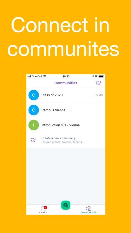 Differ.Chat screenshot-3